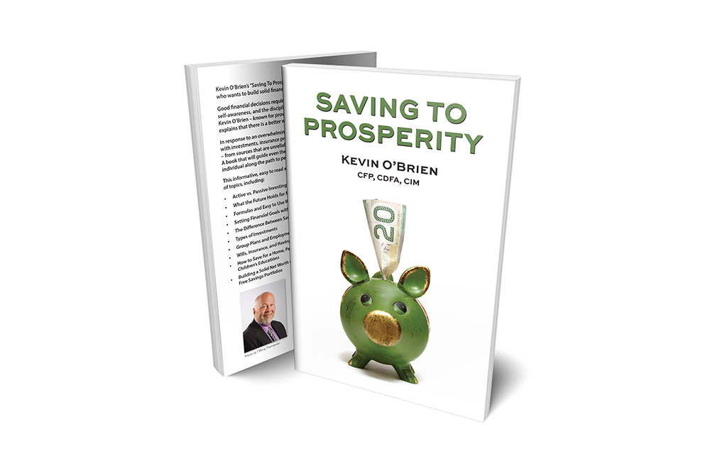 Saving To Prosperity Book Cover